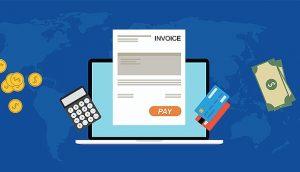 شكل الفاتورة الضريبية الإلكترونية