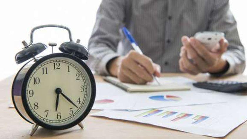 برنامج حساب ساعات العمل للموظفين من بي كريتف